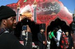 Moukeb Providing Arbaeen Pilgrims with Religious Consultation