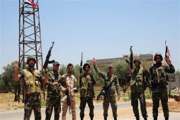Syria Liberates Quneitra Village near Occupied Golan