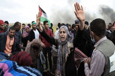 Gaza Anti-Occupation Protests to Continue