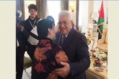 Diego Maradona Reiterates Solidarity with Palestine