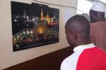 Razavi Photo Exhibition in Sierra Leone