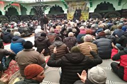 Mourning Ceremonies in India Mark Hazrat Zahra (AS) Martyrdom Anniversary