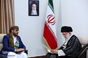 Ansarullah Movement Delegation Meets with Ayatollah Khamenei